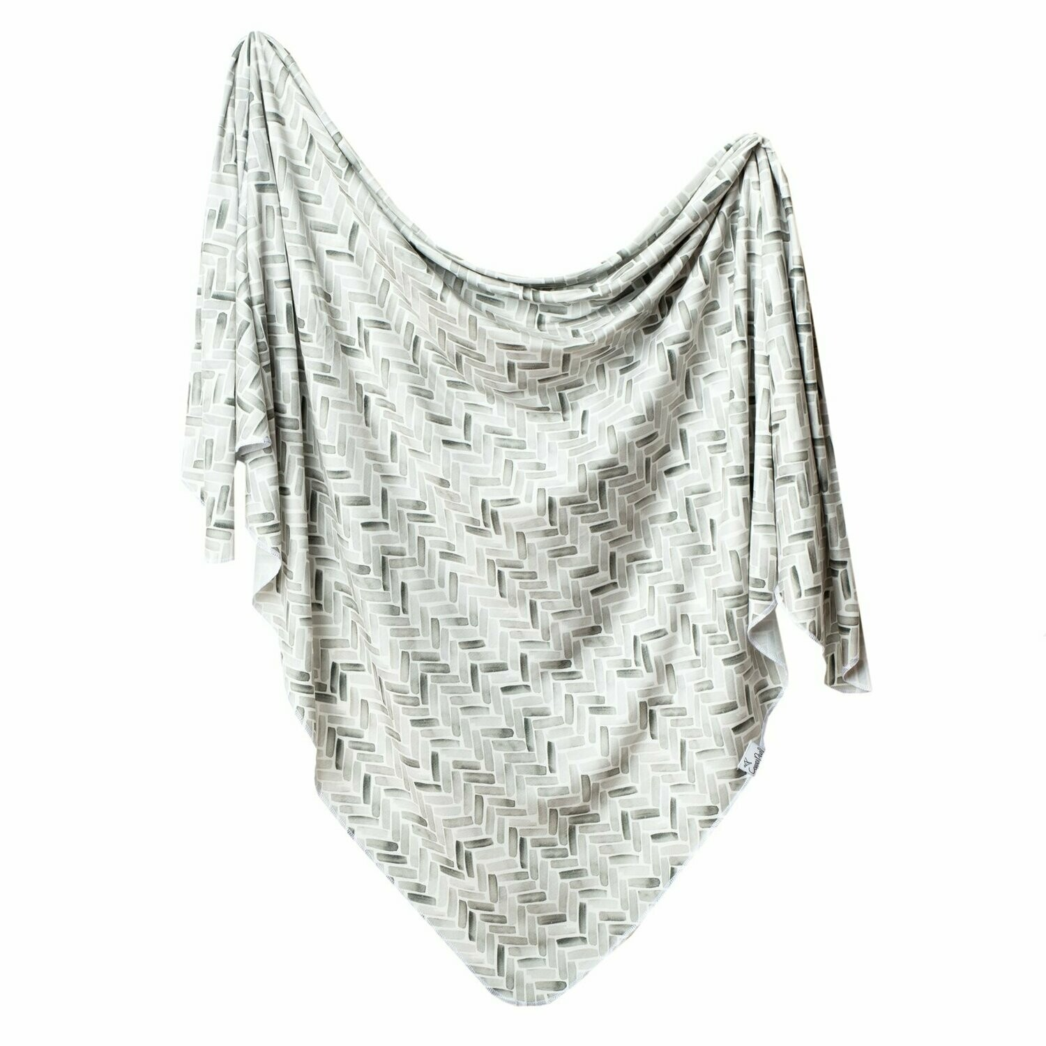 Single Knit Swaddle Blanket -Alta