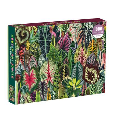 Houseplant Jungle - Puzzle