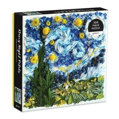 Starry Night - Puzzle