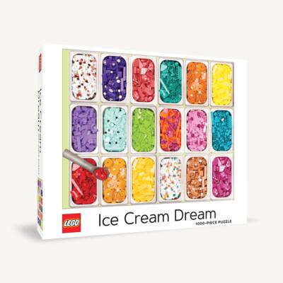 LEGO Icecream Dream - Puzzle