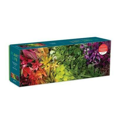 Pano Plant Life - Puzzle