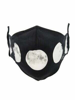 Just A Phase Mask Black