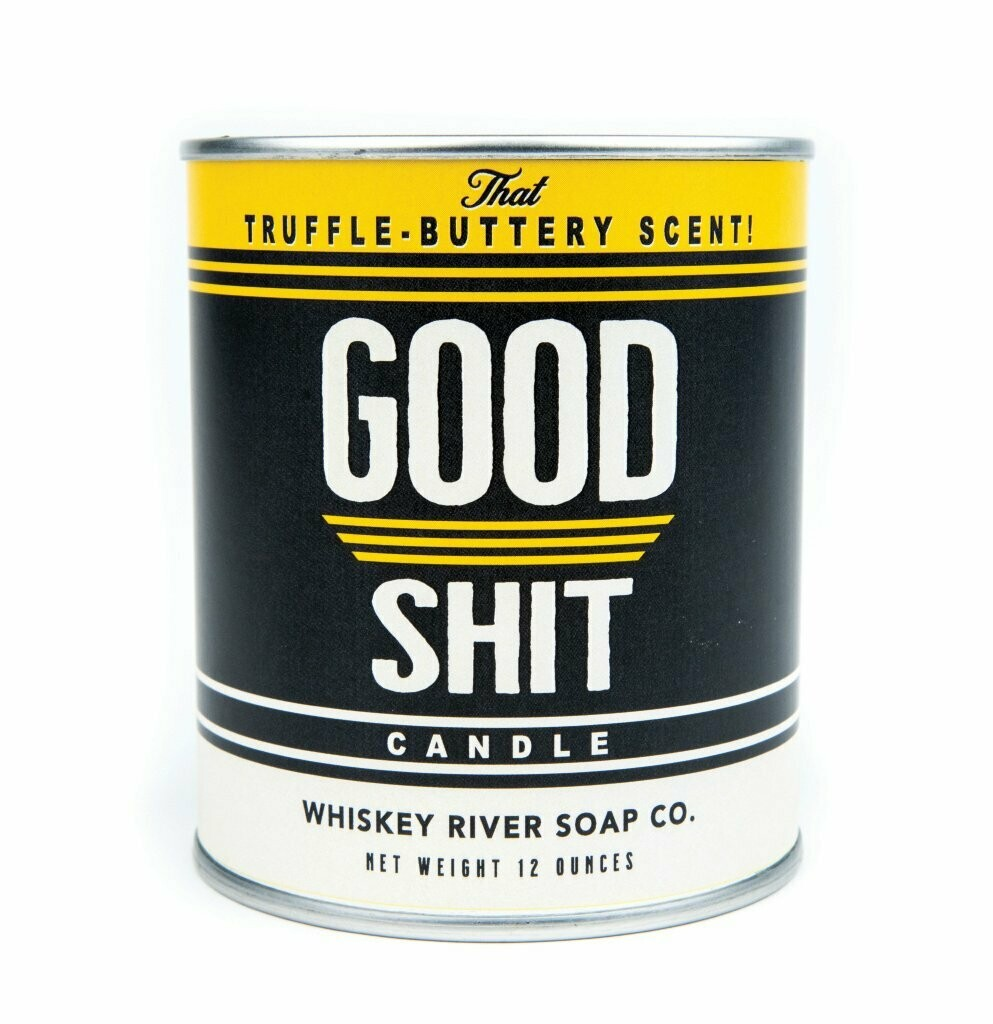 Good Shit - Paint Can Candle