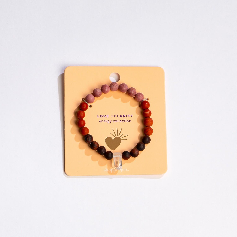 Love & Clarity Bracelet
