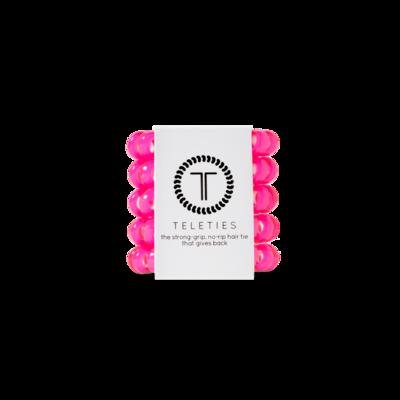 Pink - Tiny Hair Ties