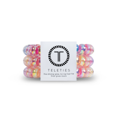 Eat Glitter for Breakfast - Large Hair Ties