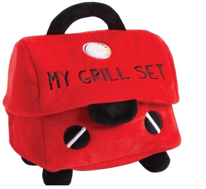 My Grill Plush Set