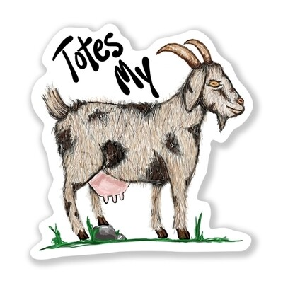 Totes My Goat