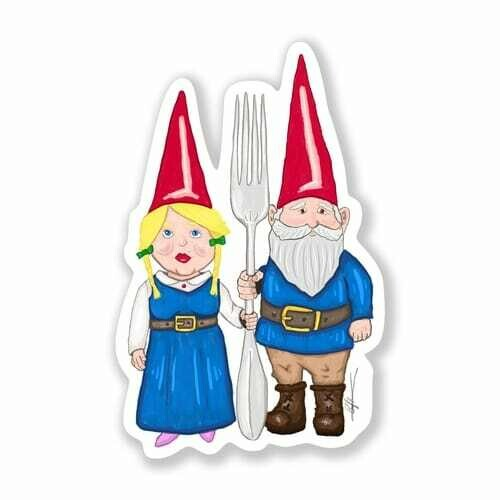 Gothic Gnomes