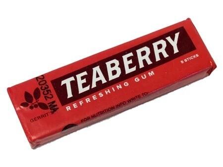 Teaberry Gum