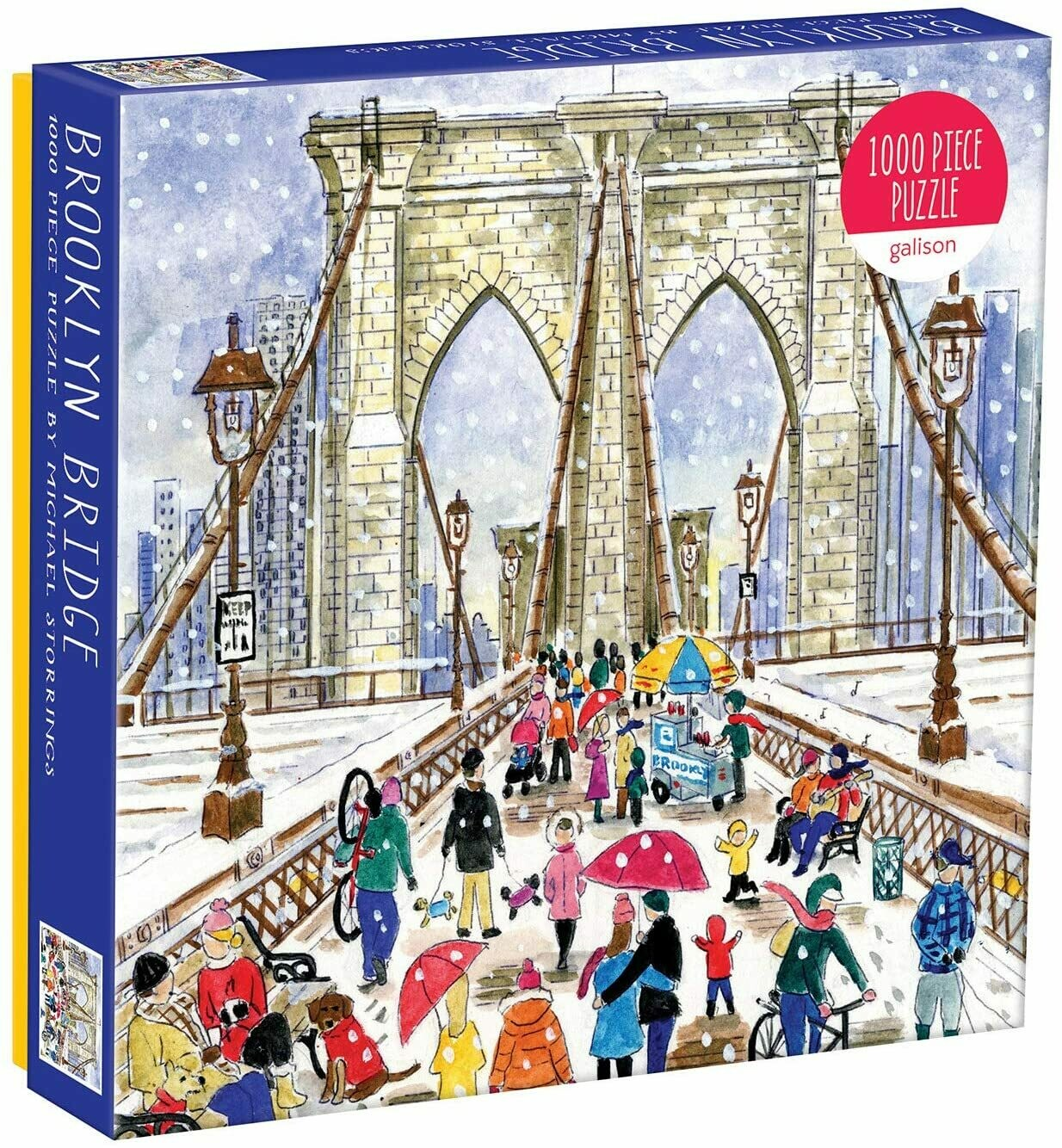 Storrings Brooklyn Bridge - Puzzle