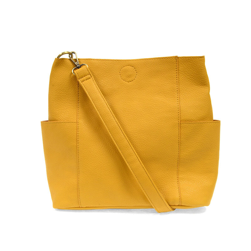 Sunflower Kaleigh Side Pocket Bucket Bag