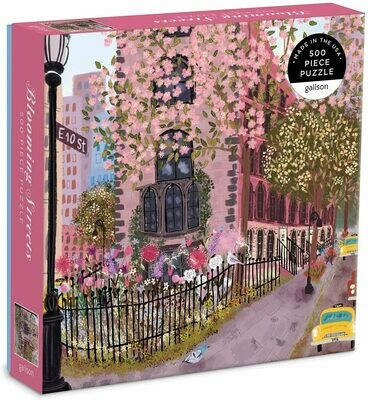 Blooming Streets Puzzle