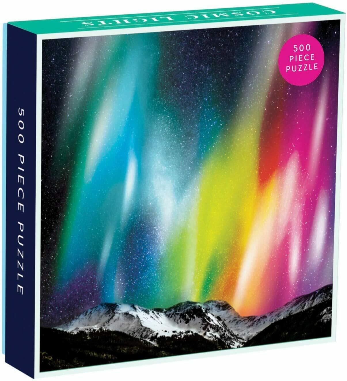 Cosmic Lights Puzzle