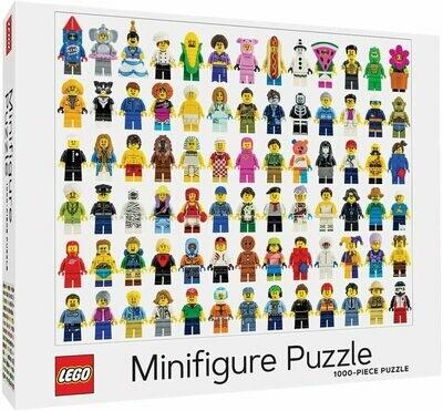 LEGO Minifigure - Puzzle