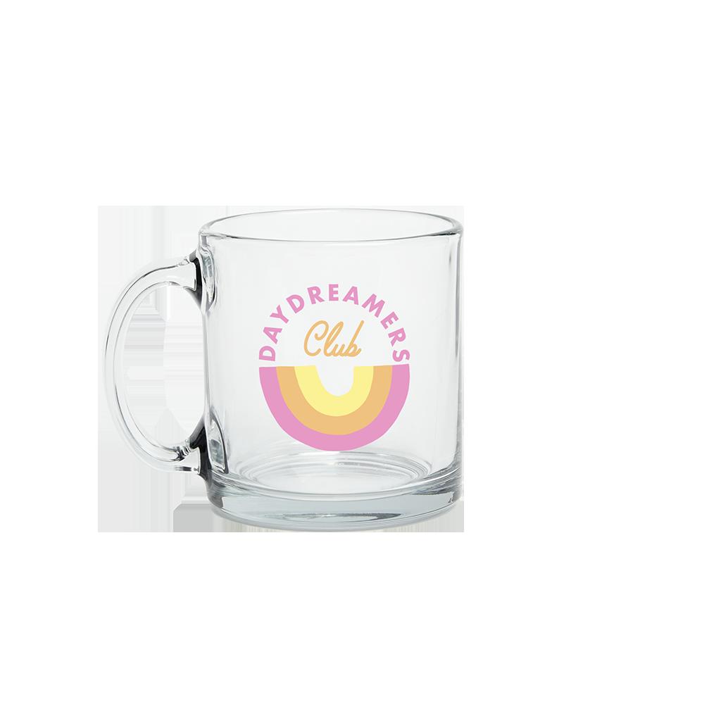 Day Dreamers Club Glass Mug