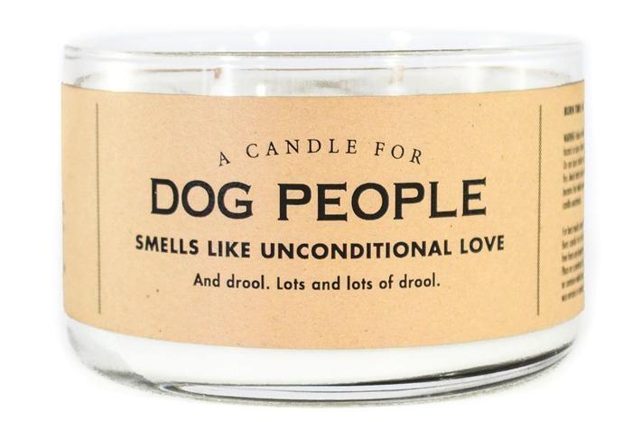 Dog People Candle