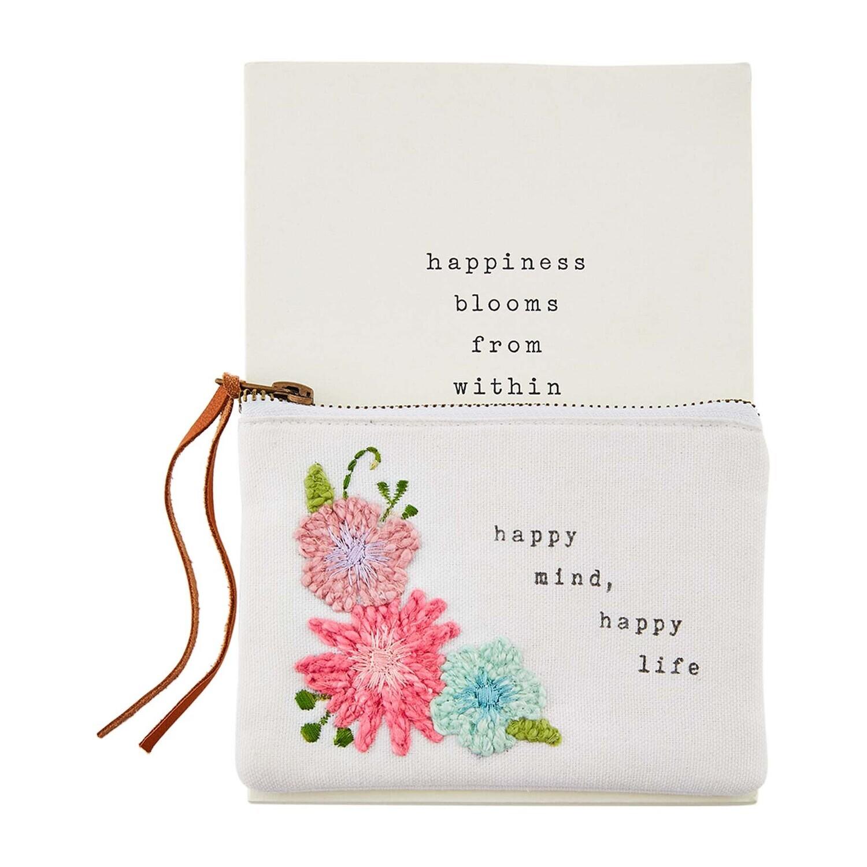 Happy Mind Notebook Pouch Set