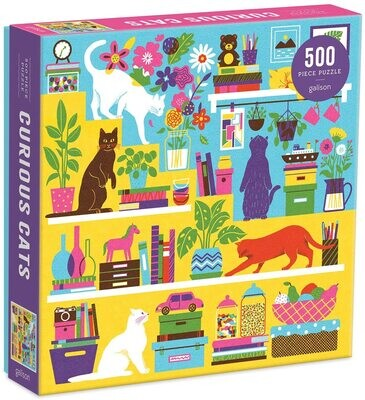 Currious Cats - Puzzle