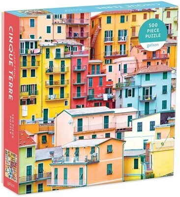 Ciao from Cinque Terre