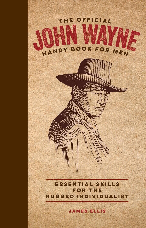John Wayne Handy Book for Men
