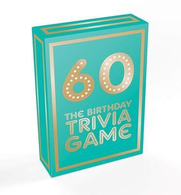 60 The Birthday Trivia Game