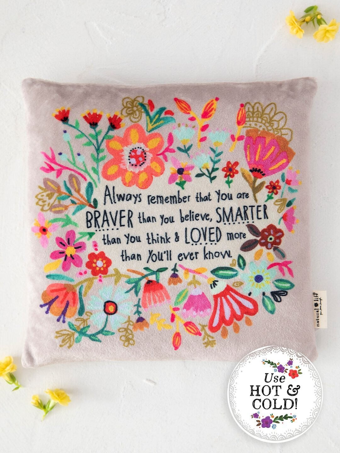 You Are Braver Heating Pad