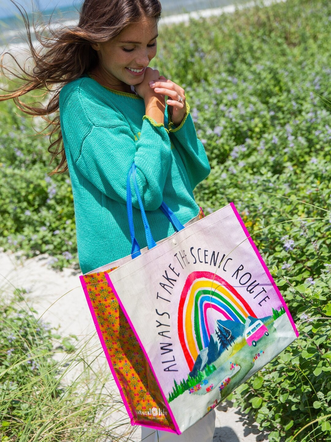 Scenic Route Anytime Tote