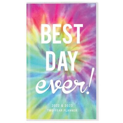 Best Day Ever 2 Year Planner