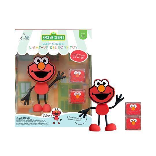Elmo Character Glo Pals Sesame Street