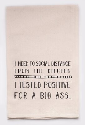 I Need To Social Distance From The Kitchen