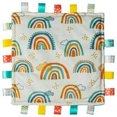 Rainbow Taggies Original Comfy