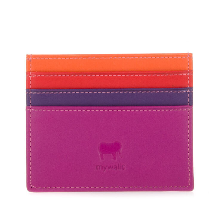 Sangria Multi Small C/C Oystercard Holder