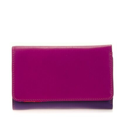 Sangria Muti Medium Tri-Fold Wallet