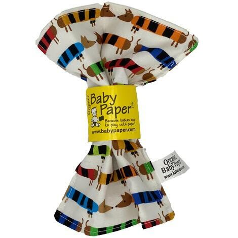 Organic Dachshund Baby Paper