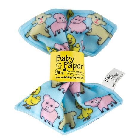 Farm Animals Baby Paper