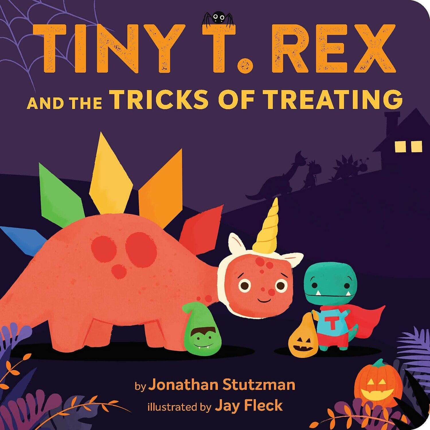 Tiny T-Rex and The Tricks of Treating