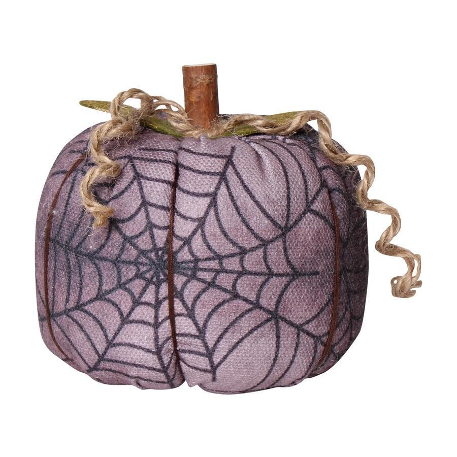 Medium Gray Web Fabric Pumpkin