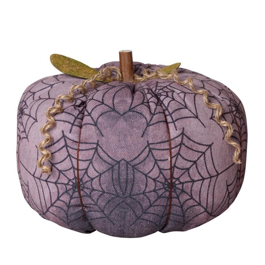 XL Gray Web Fabric Pumpkin