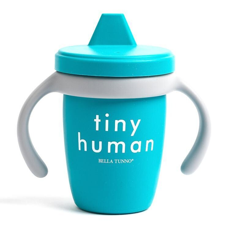 TINY HUMAN HAPPY SIPPY CUP