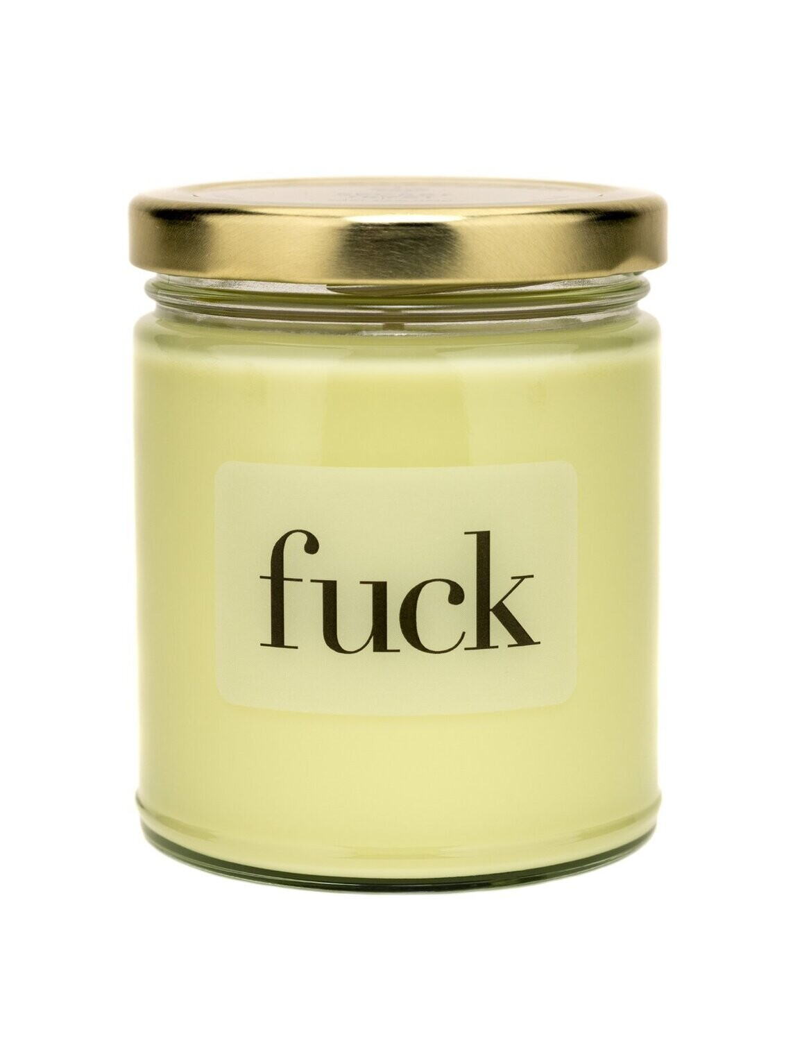 Fuck - FMK Candle
