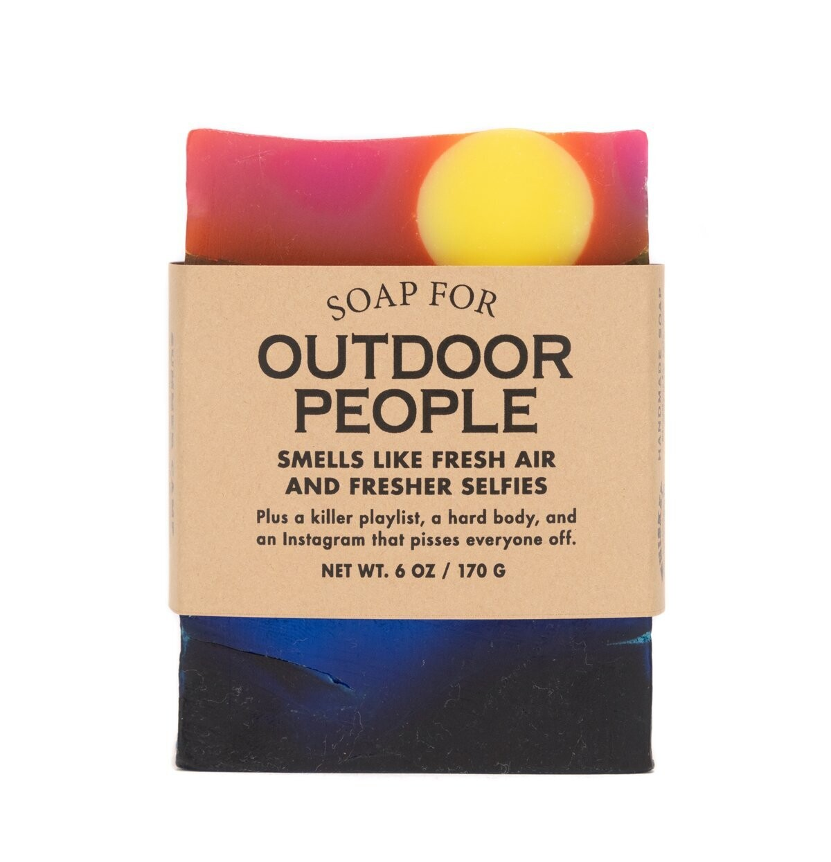 Outdoor People Soap
