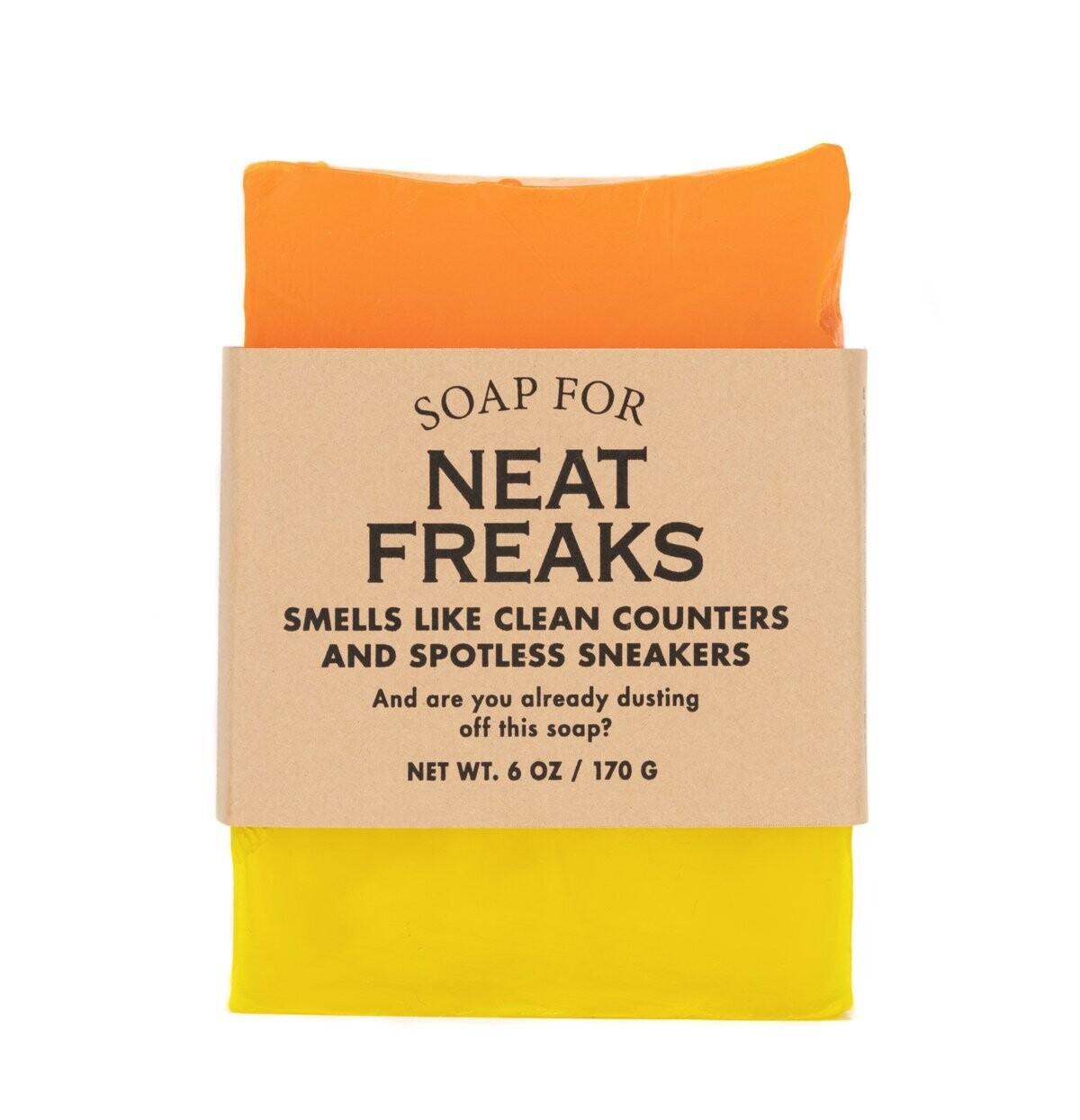 Neat Freaks Soap