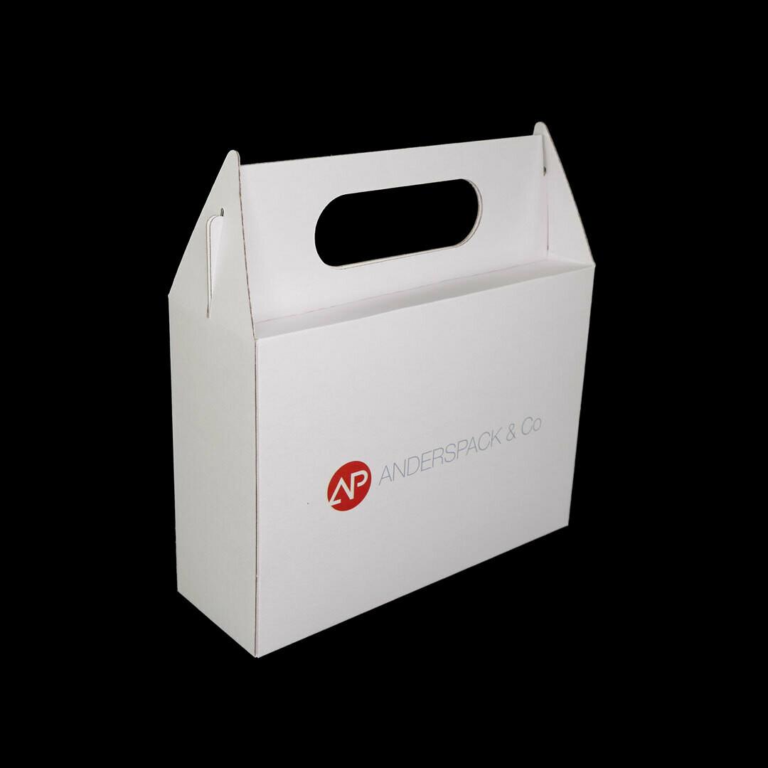 Tragebox, individuell bedruckt