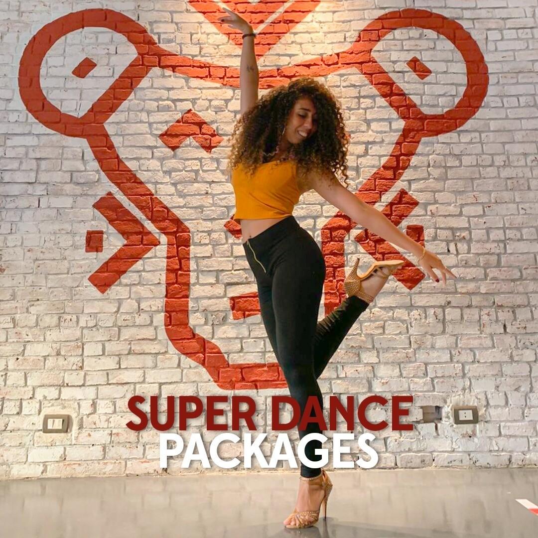 200 Super Dance 12 Months