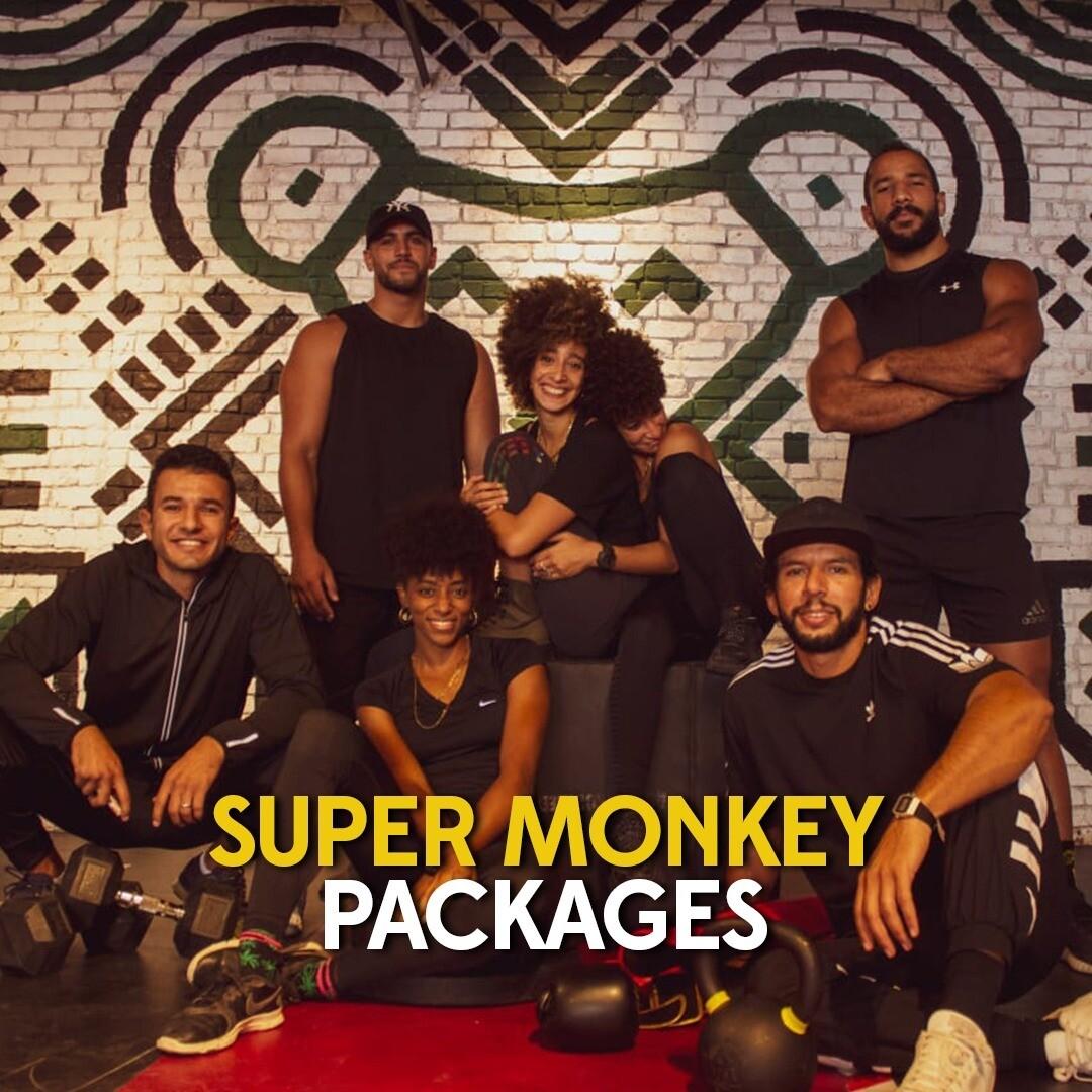 Super Monkey UL 3 months
