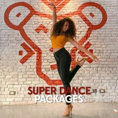 100 Super Dance 6 Months