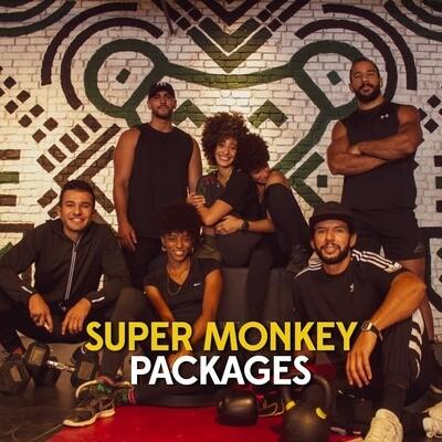 Super Monkey UL 12 months