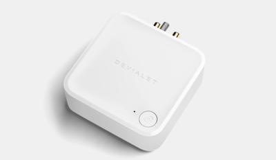 Devialet ARCH préamplificateur Phono / AUX / 2x Digital RCA inputs