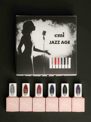 Set Jazz Age, 9 ml.
